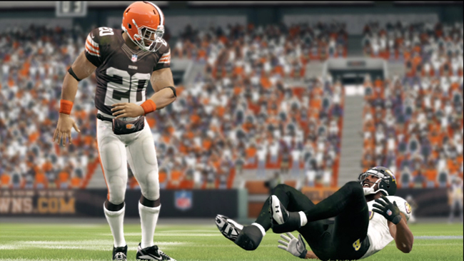 Franchise Mode needs in order to mimic the real NFL are below