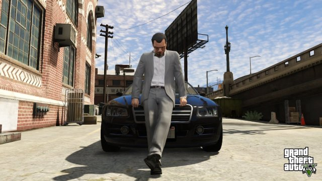 Grand Theft Auto V is almost here.