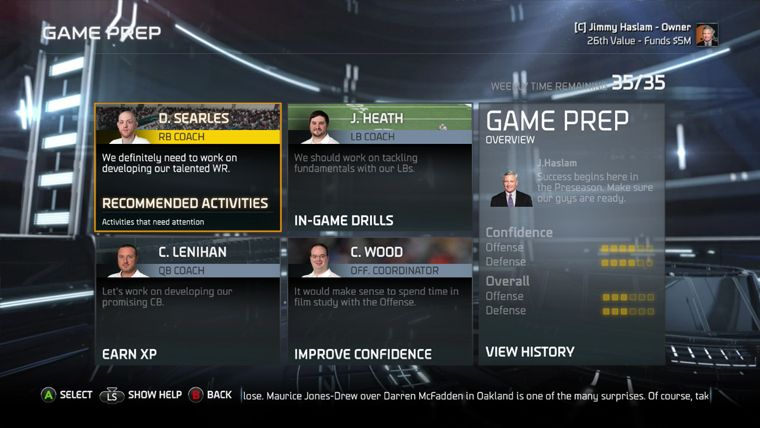 madden 16 how to create player superstar development trait