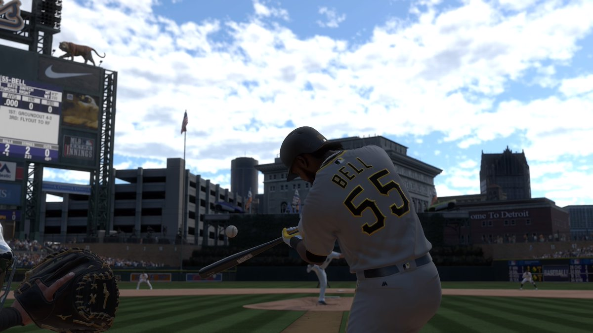 Josh Bell MLB 18